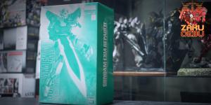 Premium Bandai 1/100 MG Gundam Exia Repairs II