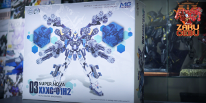 Super Nova 1/100 MG XXXG-01H2 Heavyarms Gundam