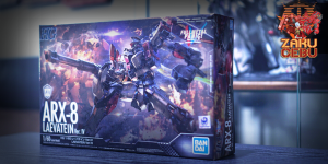 Bandai 1/60 HG Full Metal Panic: Invisible Victory Laevatain Ver. IV