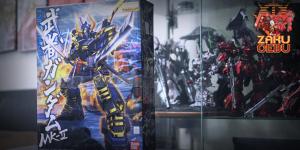 Bandai 1/100 MG Musha Gundam MK-II