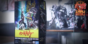 Gundam Base Limited 1/144 HG Sinanju Stein (Narrative Ver.) [Clear Color] Limited Package