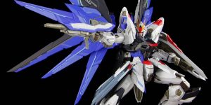 PRE ORDER: Metal Club 1/100 MB Freedom Gundam Revised (Infinite Dimension Ver.) with LED Powered Action Base