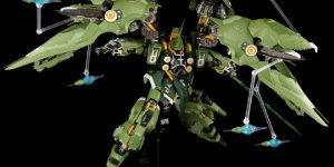 PRE ORDER: Anaheim Factory Models (MC) 1/100 Metalbuild NZ-666 Kshatriya