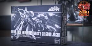 Premium Bandai 1/144 HG MS-14JG Shin Matsunaga's Gelgoog Jager