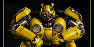 PRE ORDER: 3A Toys Transformers DLX 1/10 Scale Bumblebee