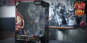 Megahouse 1/6 GGG Char Aznable (Enhanced Color Ver with Art Graphics)