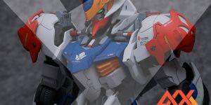 PRE ORDER: AOK Silveroaks 1/100 FM Gundam Barbatos Lupus Resin Converion Kit (Original Cast)