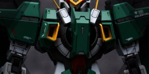PRE ORDER: AOK Silveroaks 1/100 MG Gundam Dynames Resin Conversion Kit (Original Cast)