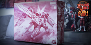 Premium Bandai 1/100 MG Gundam Astray Red Dragon