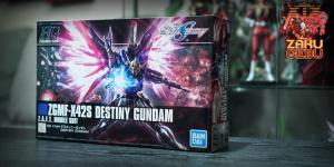 Bandai 1/144 HG Seed ZGMF-X42S Destiny Gundam (Revive) #224