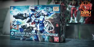 Bandai 1/144 HG BD GN-1001N Seravee Gundam Scheherazade #006