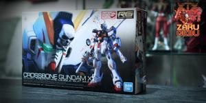 Bandai 1/144 RG Crossbone Gundam X-1 #31