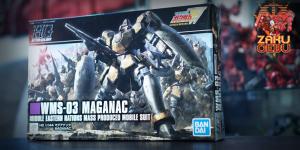 Bandai 1/144 HG WMS-03 Maganac