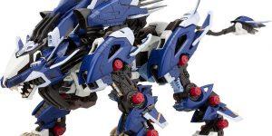 PRE ORDER: Kotobukiya 1/72 Zoids – Liger Zero Jager Marking Plus Ver.