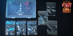 AnchoreT Studios x Yujiao Land 1/144 RG MSN-04 Sazabi Metal Parts
