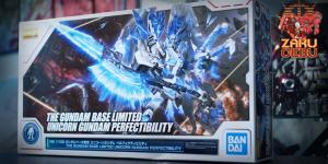 Gundam Base Limited 1/100 MG RX-0 Full Armor Unicorn Gundam Perfectibility [Destroy Mode]