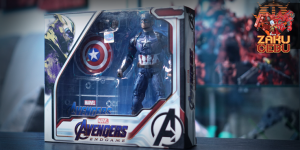ZD Toys 1/8 Marvel Avengers: End Game – Captain America