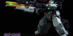 PRE ORDER: ARK Studios x Hammer Cat 1/60 PG GN-005 Gundam Virtue/Nadleeh Full Resin Kit (Original Cast)