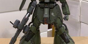 PRE ORDER: GK Hobby 1/100 AMX-011G Zaku 3 [AOZ ReBoot] Full Resin Kit (Refined Recast)