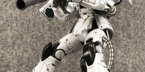 PRE ORDER: Metal Soldier 1/100 MB Metalbuild MS03 MS-06J Zaku II Ver.2.0 White Ogre