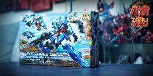 Bandai 1/144 HG BD Earthree Gundam