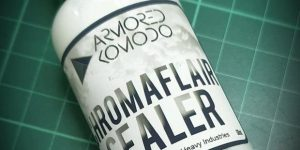 Armored Komodo Heavy Industries Paint – Chromaflair Sealer