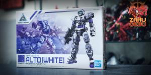 Bandai 1/144 30 Minute Missions EEMX-17 ALTO (White)