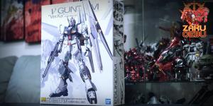 Bandai 1/100 MG RX-93 Nu Gundam Ver Ka