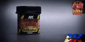 AK Interactive Diorama Series Corrosion Texture 100 mL