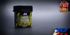 AK Interactive Diorama Series Moss Texture 100 mL