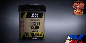AK Interactive Diorama Series Terrains Desert Sand 250 mL