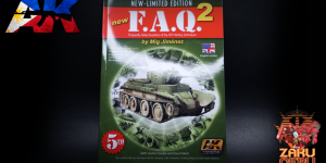 AK Interactive FAQ 2 Limited Edition – English (Soft Cover Book)