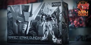 Premium Bandai 1/144 RG GAT-X105+AQM/E-YM1 Perfect Strike Gundam