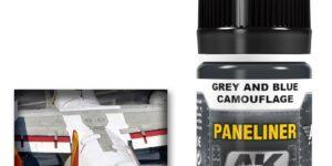 PRE ORDER: AK Interactive Paneliner Series (Enamel Based) – 35 mL