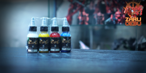 Zurc Scale Model Paints – Acrylic Junior Sets (4x30mL)