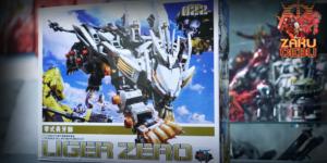BT 1/72 Zoids – Liger Zero