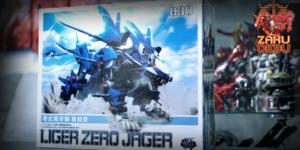 BT 1/72 Zoids – Blade Liger Zero Jager