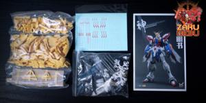 Model Bingo 1/100 GF13-017NJII God Gundam Resin Conversion Kit (Original Cast)