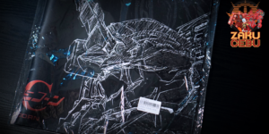Zaku Cebu Unicorn Gundam – Black (700x3x400mm) Extended Mouse Pad