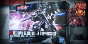 Bandai 1/144 HG ARX-014S Silver Bullet Suppressor