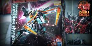 Bandai 1/100 MG GN-003 Gundam Kyrios