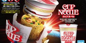 PRE ORDER: Bandai 1/1 Best Hit Chronicle Cup Noodles