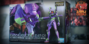 Bandai 1/240 RG General Purpose Humanoid Battle Weapon Evangelion EVA Unit-01