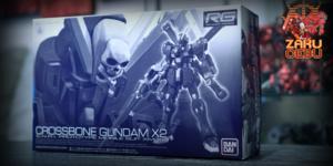 Premium Bandai 1/144 RG XM-X2 Crossbone Gundam X-2