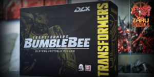 ZeroThree 3A DLX Scale Collectible Series Transformers Bumblebee