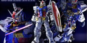 PRE ORDER: Bandai 1/60 PG Unleashed RX-78-2 Gundam