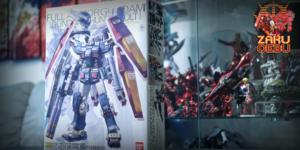 Bandai 1/100 MG Full Armor Gundam Ver. Ka (Gundam Thunderbolt)