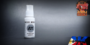 AK Interactive 3rd Generation Acrylic Metal Medium – Auxiliary – 17 mL