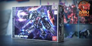Bandai 1/144 HG Full Armor Gundam (Gundam Thunderbolt)