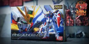 Bandai 1/100 RG XXXG-01W Wing Gundam EW #20